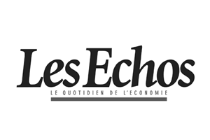 Les Echos, October 10, 2008